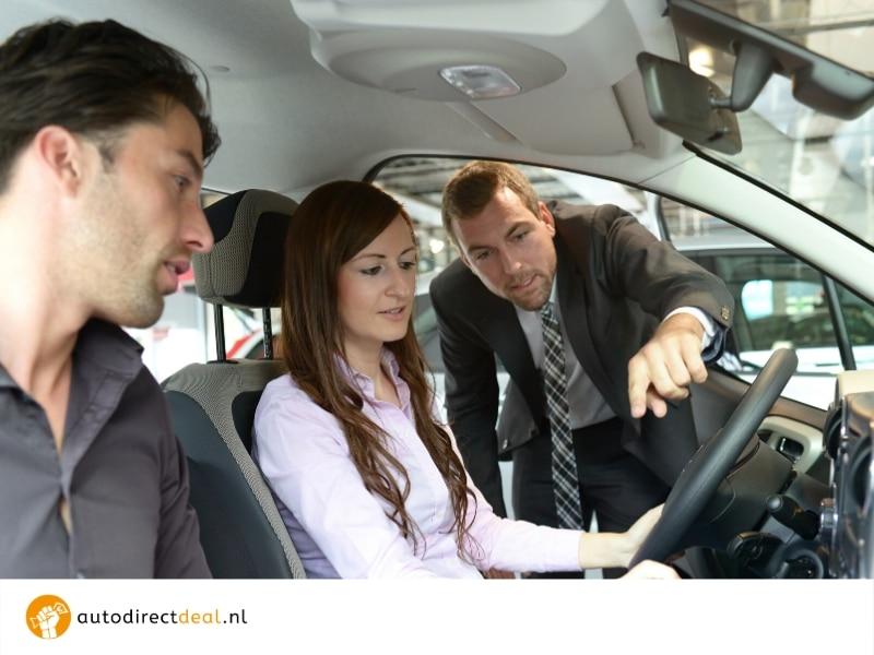Auto verkopen zonder apk